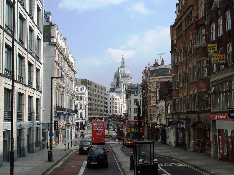 London Fleet Street