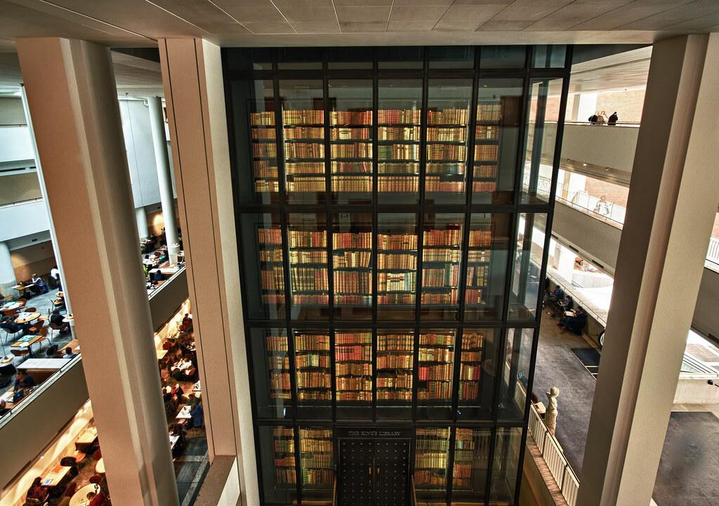 Beautiful Libraries London