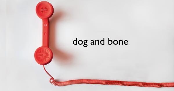 cockney-slang-dog-bone-london