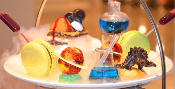 science-afternoon-tea-london-food-cake