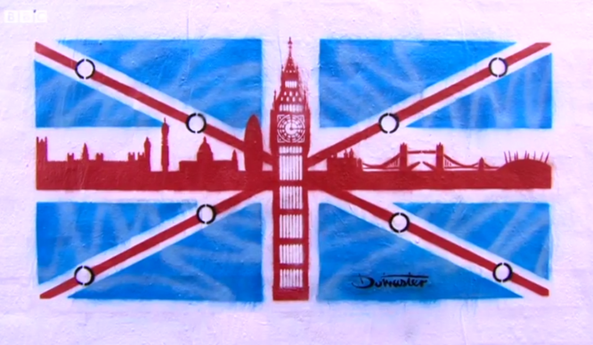 Is This The New Flag For An Independent London