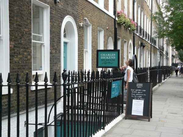 charles-dickens-london-museum