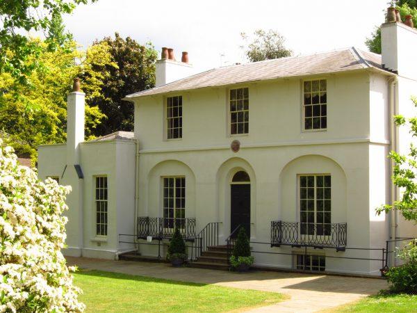 john-keats-london-poet-house