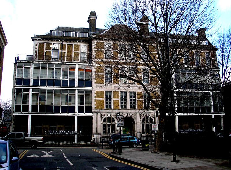800px-Bethnal_Green,_Queen_Elizabeth_Hospital_for_Children_-_geograph.org.uk_-_1716805