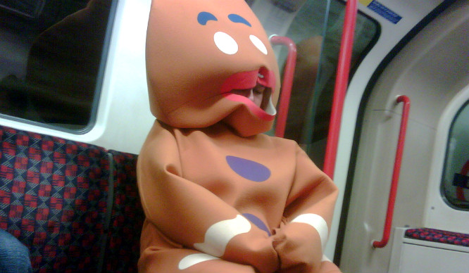 85b29c48c2 10 Things You re Guaranteed To See On The Tube This New Year s Eve In London