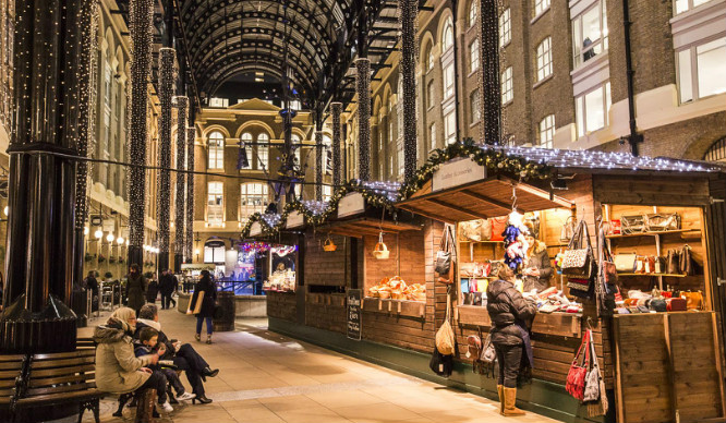 christmas markets in london 16 of the best to visit in 2018