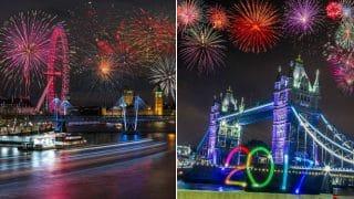 London- NYE