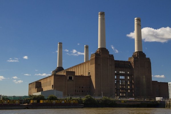 Lottery Property Battersea Power Station