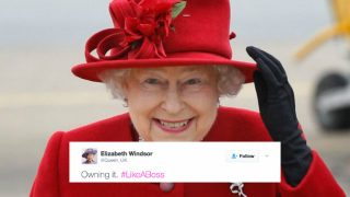 queen twitter