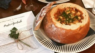 goulash-pasta-bowl-bread-food-london-pop-up