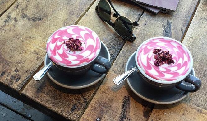 how to make red velvet lattes