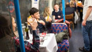tube-dinner-food-london