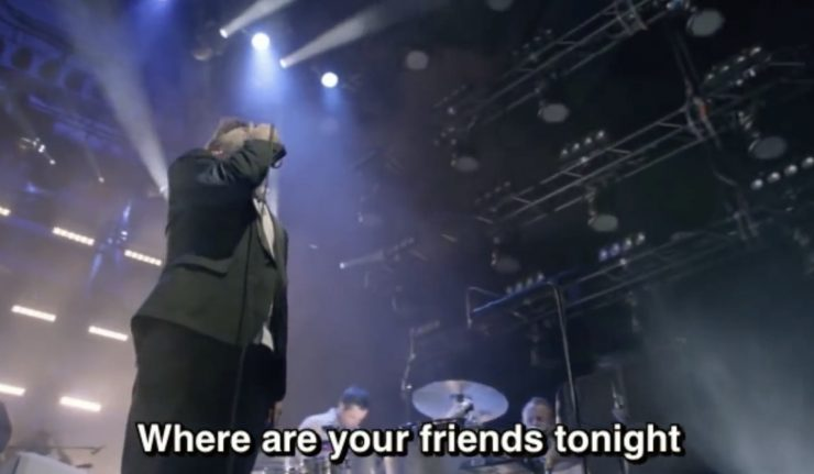 All My Friends - LCD Soundsystem