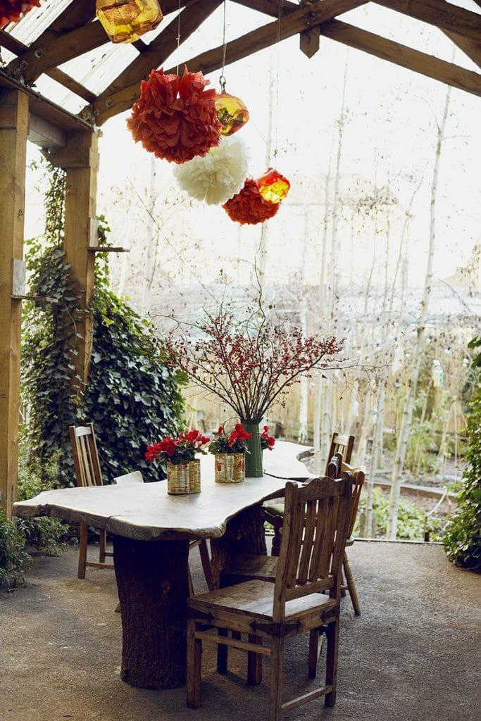 East London guide - Dalston Curve garden