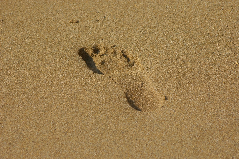 sand-footprint