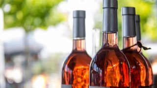 Rose wine festival London