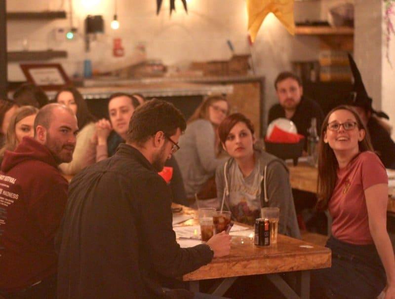 Harry Potter pub quiz London