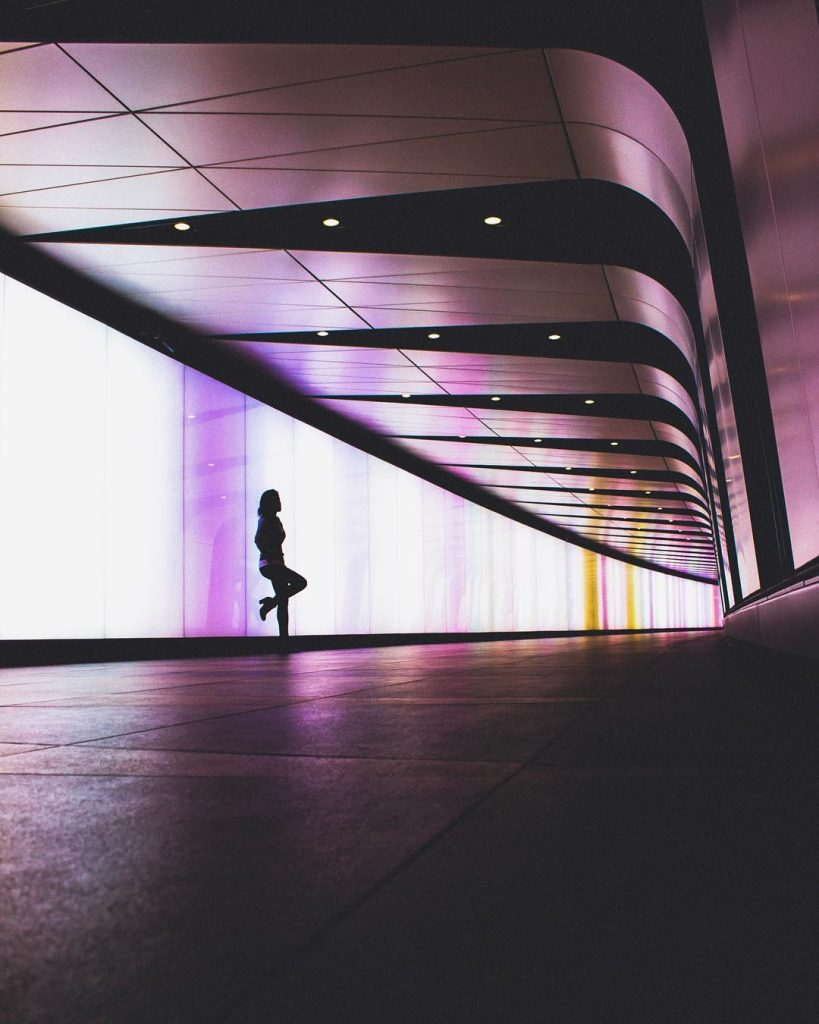Kings Cross St Pancras Underpass