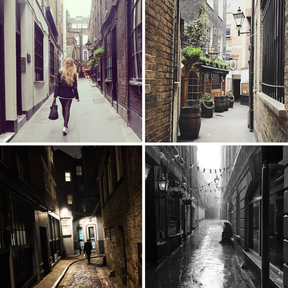 London Alleyways