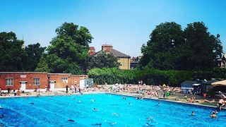 Outdoor Swimming Pools London Lido
