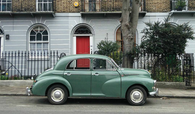 19 Pictures That Prove London\u0027s Vintage Car Game Is Strong