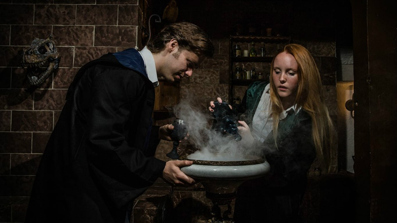 A Very Potter Escape Room