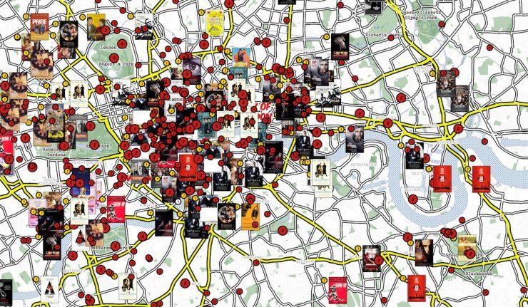 Film Map London