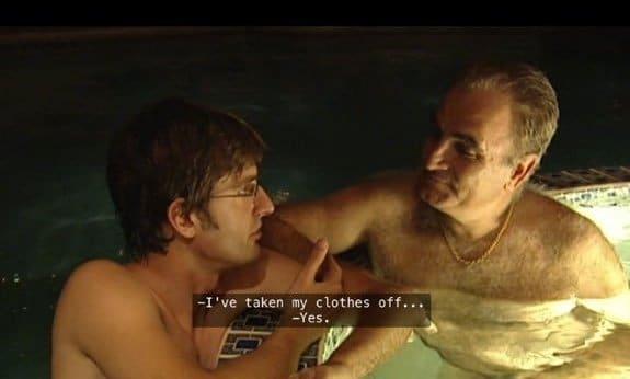 I've Taken My Clothes Off