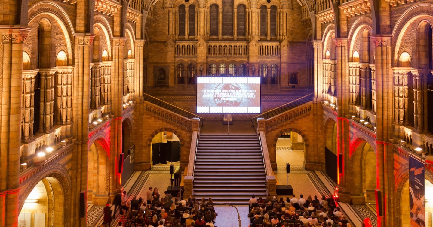 Natural History Museum Lates - Movie Screenings