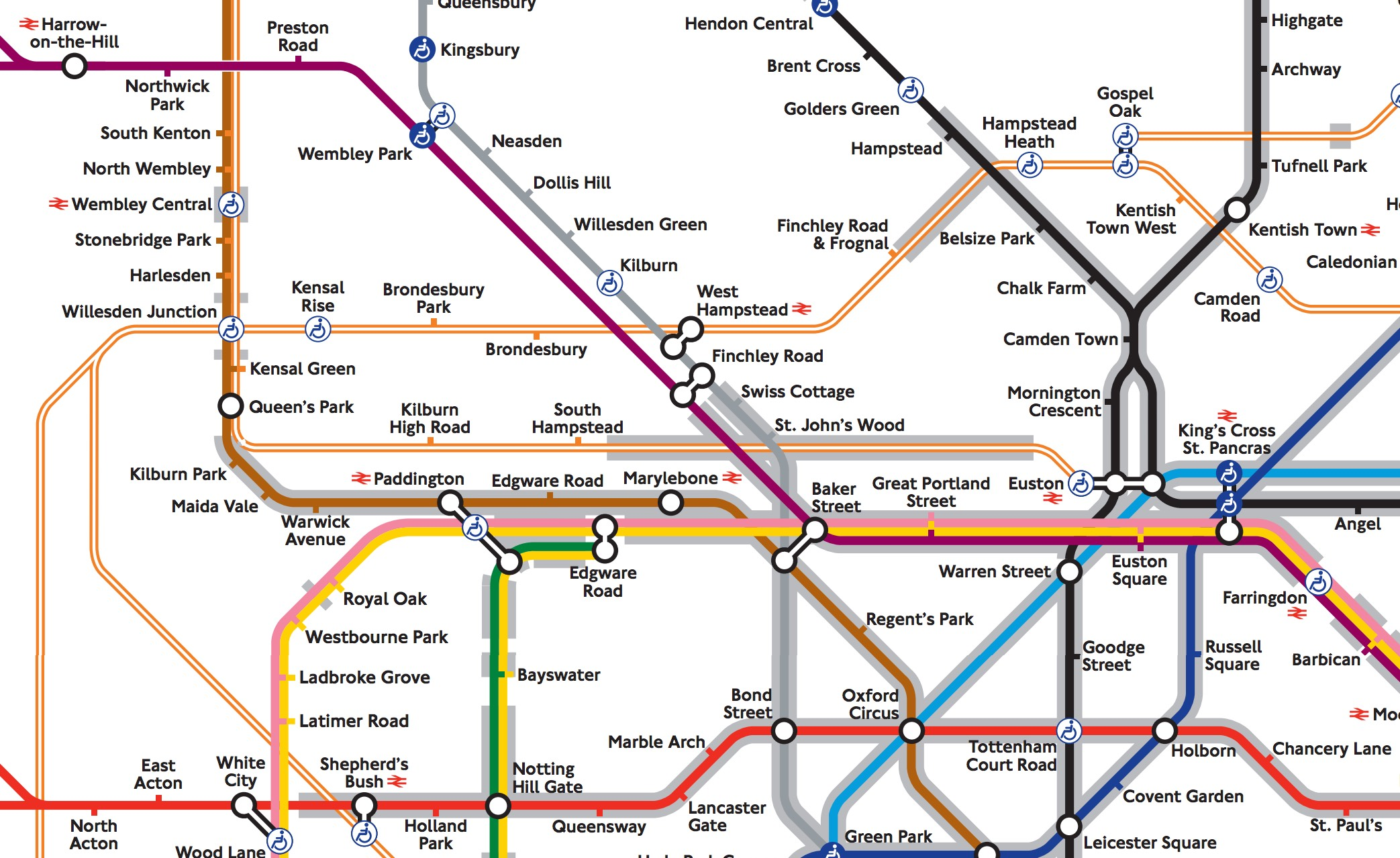 Angel London Map.There S A New Tube Map For Claustrophobes Secret London