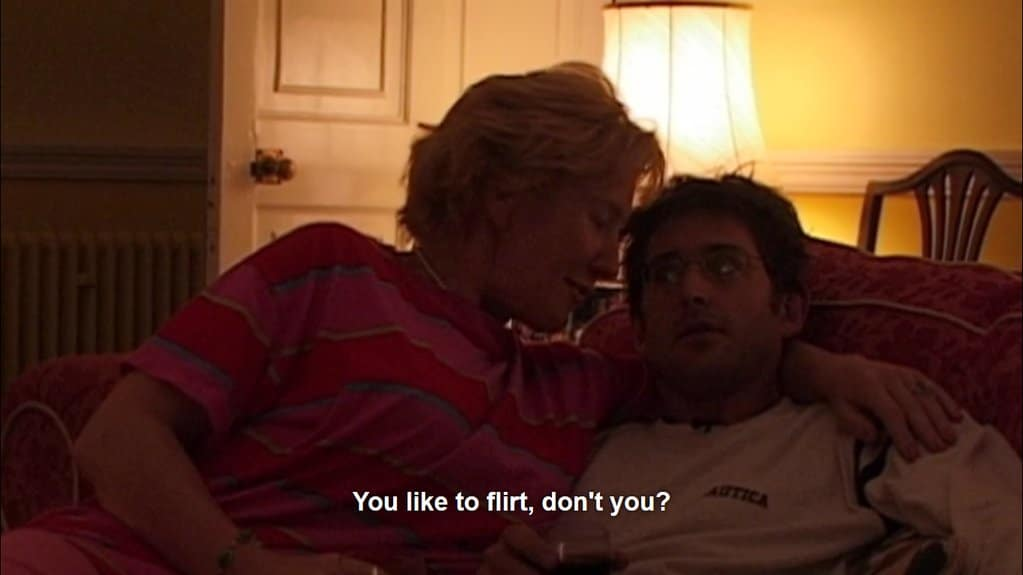 You Like To Flirt Don't You