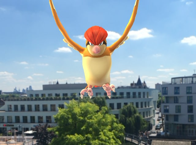 Pokemon Go, London