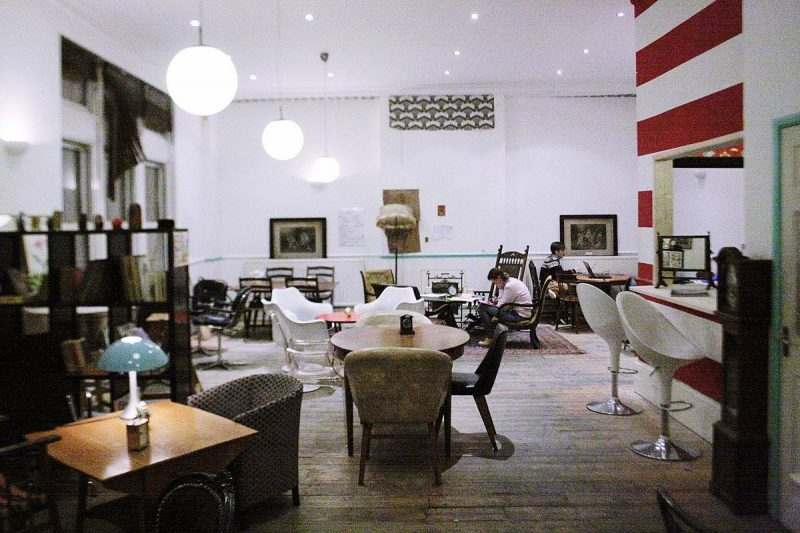 8 Of London's Quirkiest Coffee Shops - Secret London