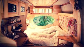 Camper Van Hire London
