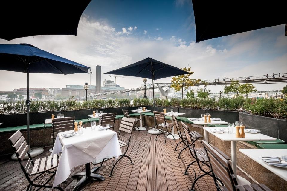 Restaurants Near Tate Modern