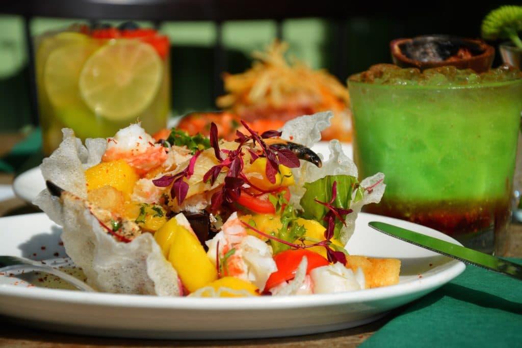Rudies_Crab Mango Lobster Salad_Low Res
