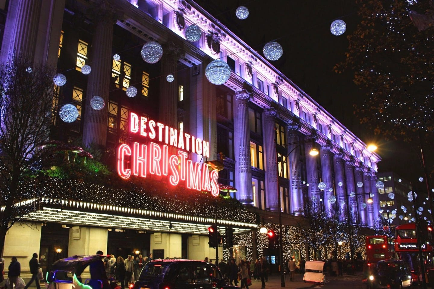 8c82aa52f614c Selfridges have opened their Christmas shop already – a short 145 days  before the big day.