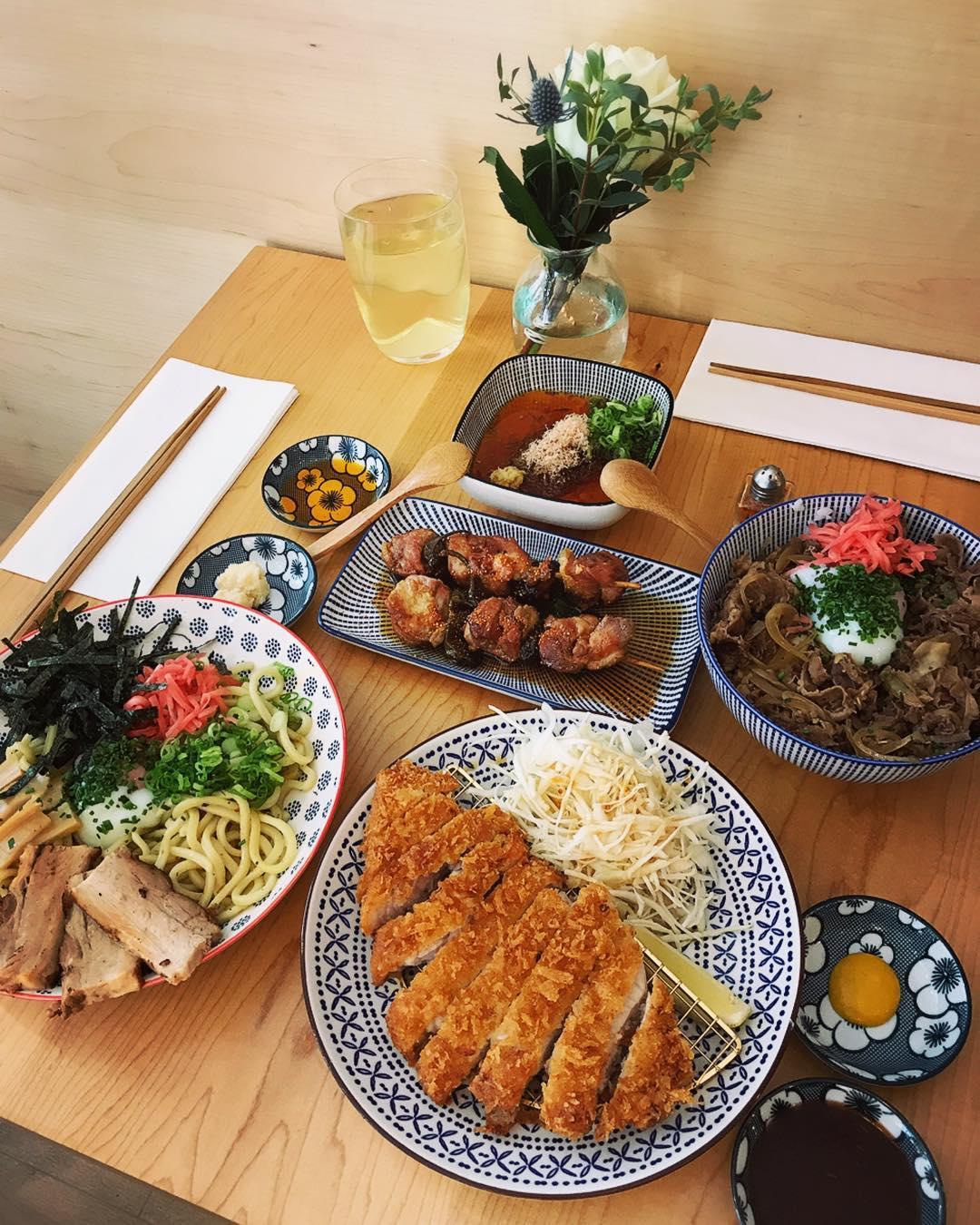 Japanese restaurants in London: Machiya