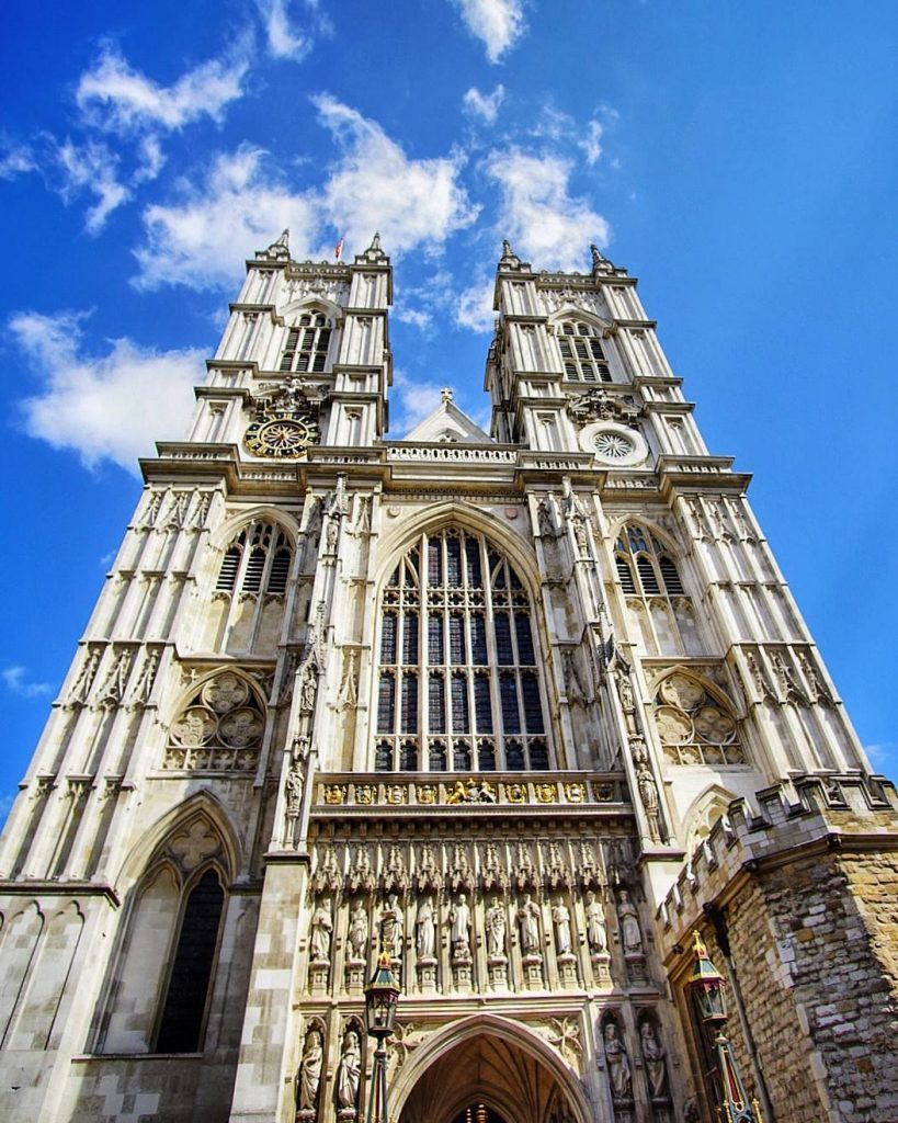Westminster Abbey London Sightseeing