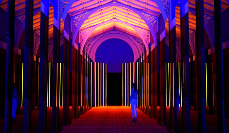 reflection-room-london-art