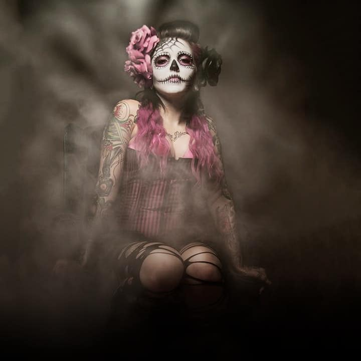 Day of the Dead Halloween Party London