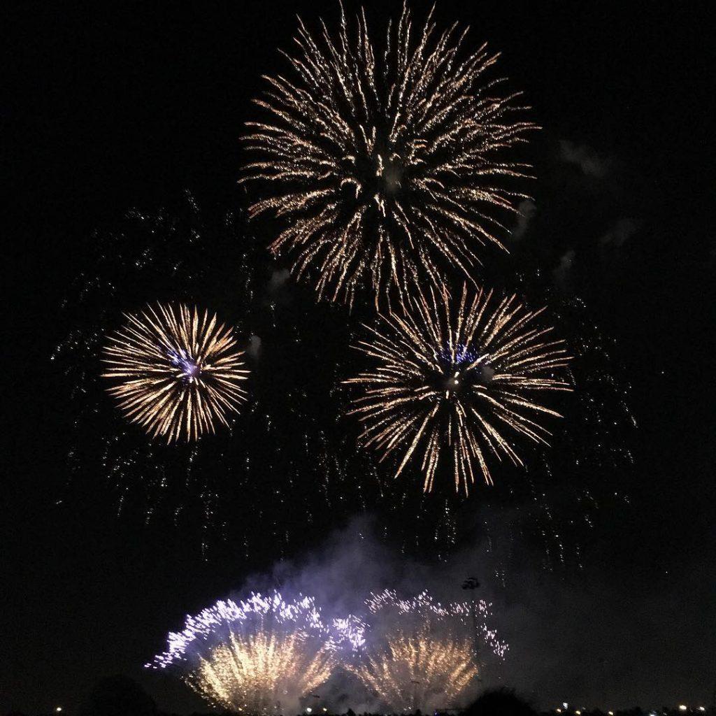 Blackheath Fireworks Display for Bonfiure Night