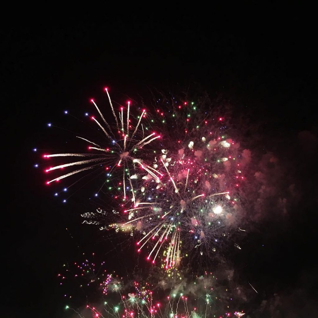 Firework displays in London - Crystal Palace