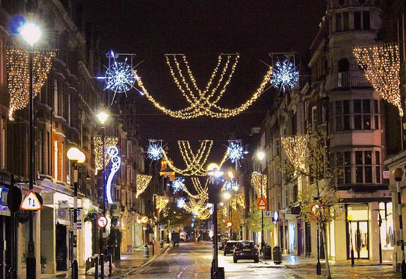 Christmas Music Radio Stations 2019.20 Places To See Christmas Lights In London In 2019