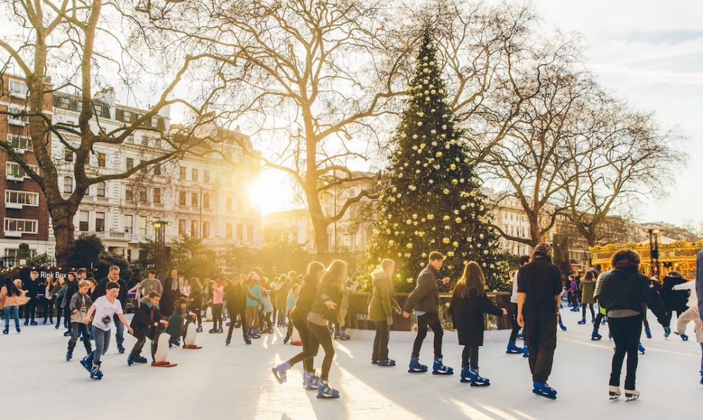 Natural History Museum Ice Rink 2016