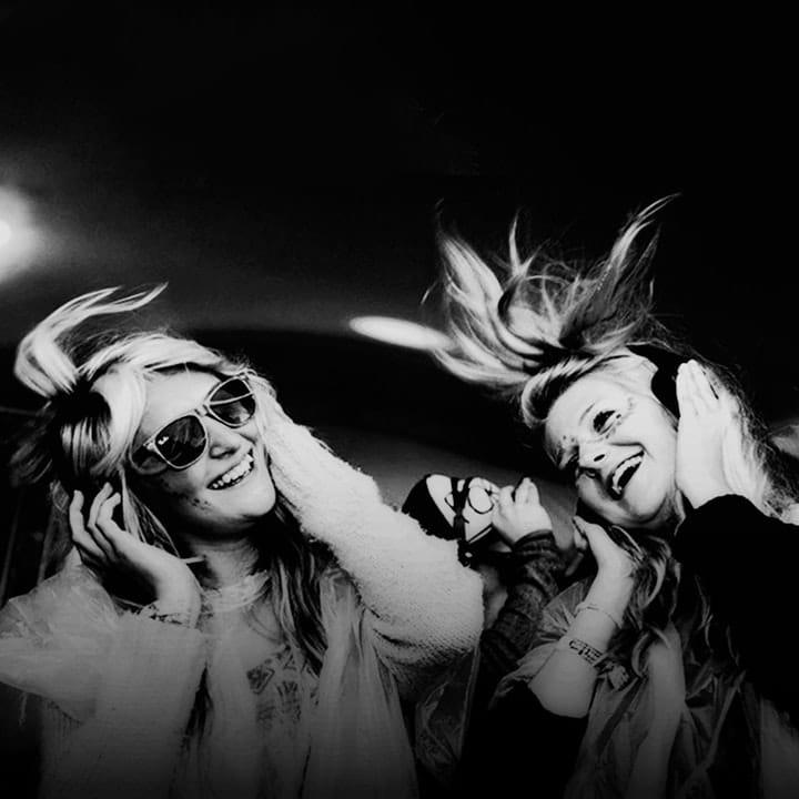 Silent Disco Halloween Party London