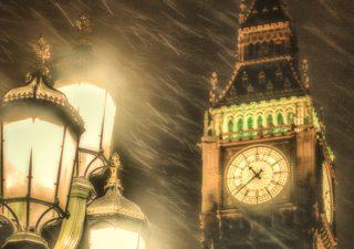 Weather Bomb London