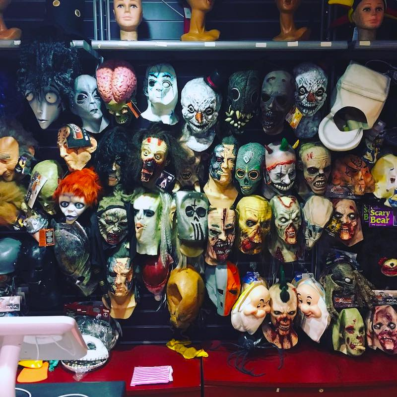 Where To Buy Halloween Masks In London