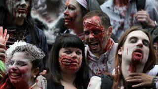 World Zombie Day London Photo