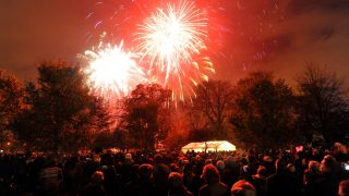best-london-firework-displays